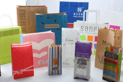 classic and fashion, kraft paper packaging