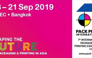 Pack Print International (PPI) 2019 IN THAILAND