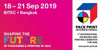 Pack Print International (PPI) 2019 IN THAILAND