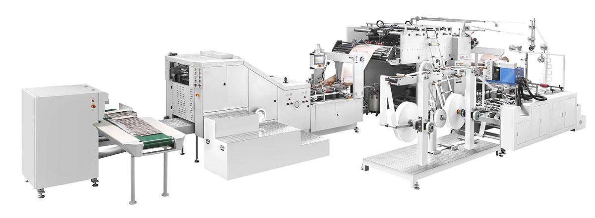 Automatic-Paper-Shopping-Bag-Machine