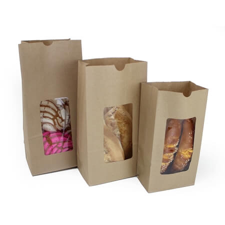 Die Cutter window Type Paper Bag
